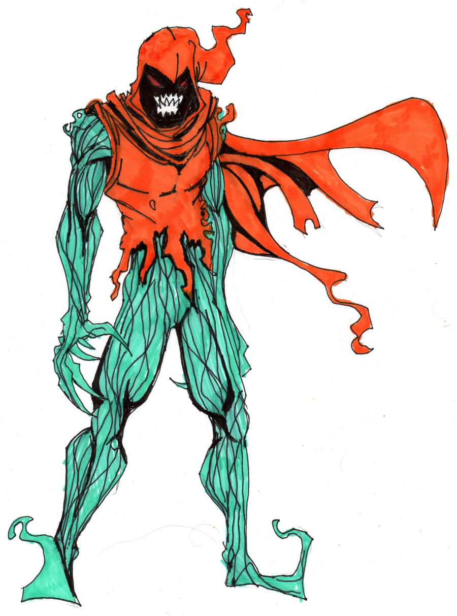 symbiote hobgoblin by hulklingSymbiote Thing
