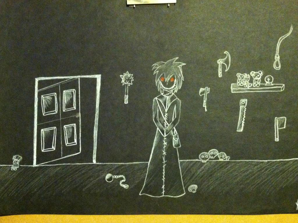 nightmare by koori-mori