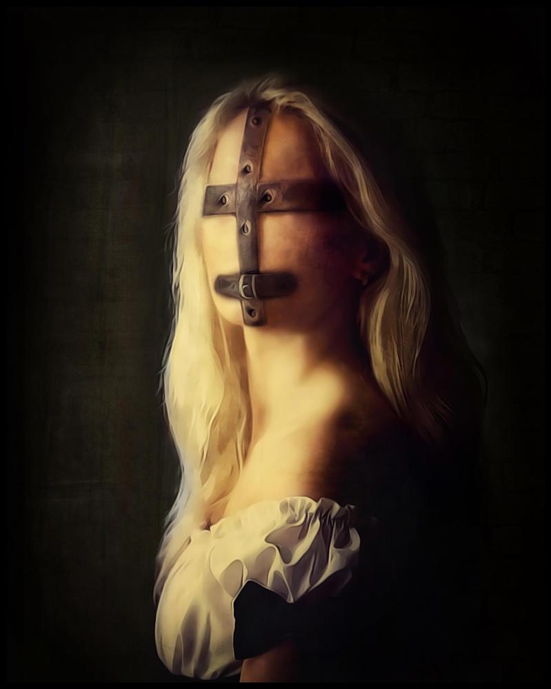 Locked Beauty by Korbaach