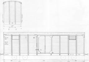 17ton boxcar