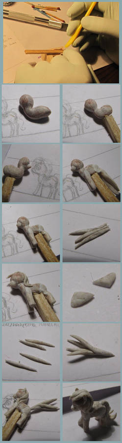 Micropony sculpt
