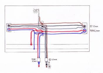 Simple module schema