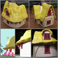 Pony hut