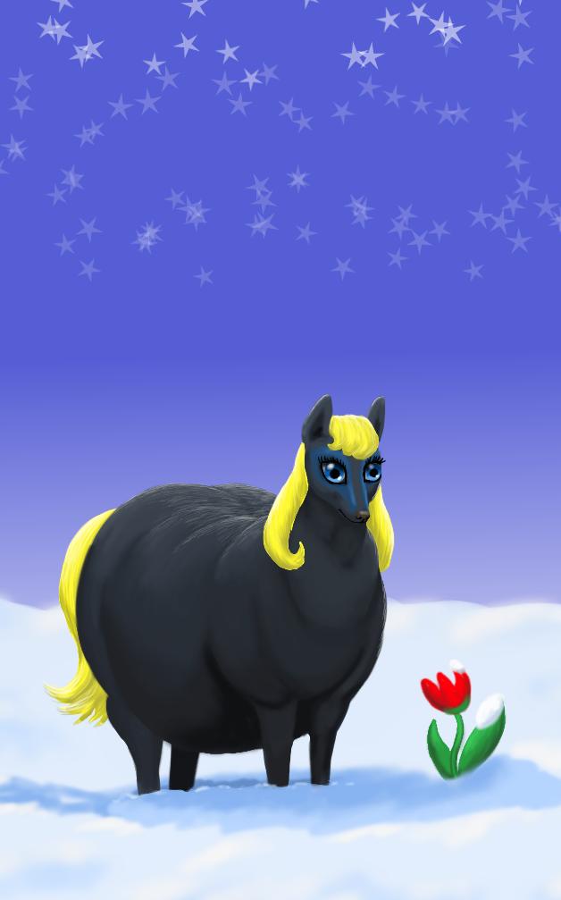 A Flower by Soobel