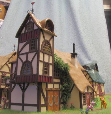 Ponyville houses