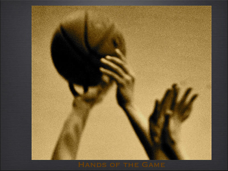 Hands Of The Game VII by Trippy4U