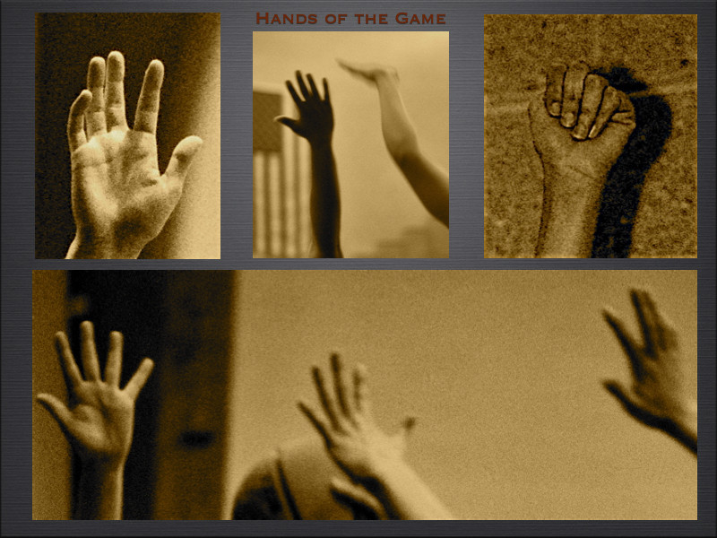 Hands Of The Game VIII by Trippy4U