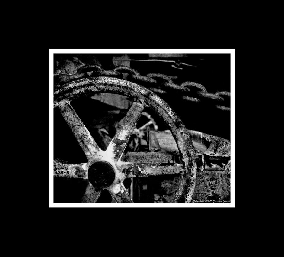 Industrial Ghost XVIII by Trippy4U