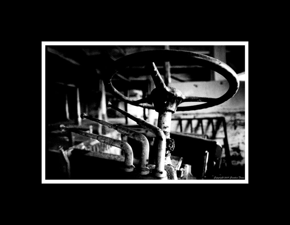 Industrial Ghost XXV by Trippy4U