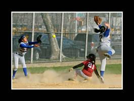 Softball III by Trippy4U