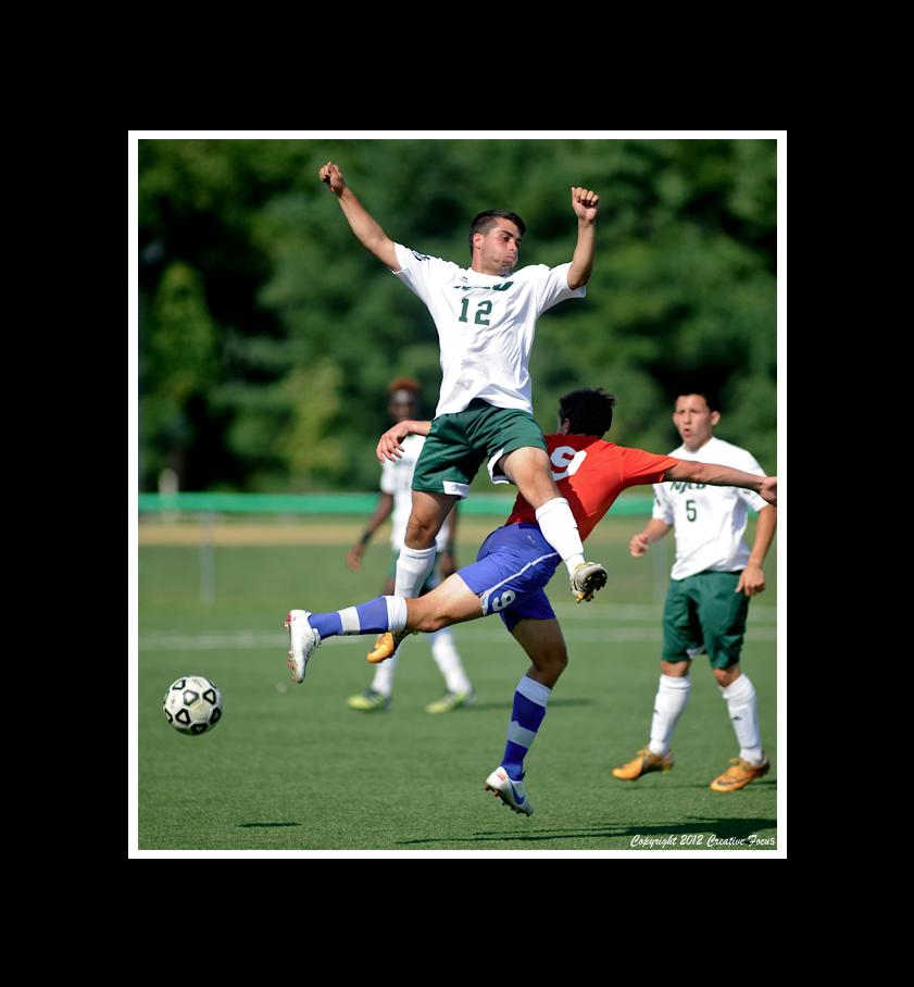 Men's Soccer (Futball) by Trippy4U