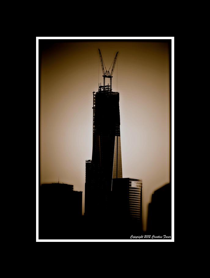 Freedom Tower 4 Mark by Trippy4U