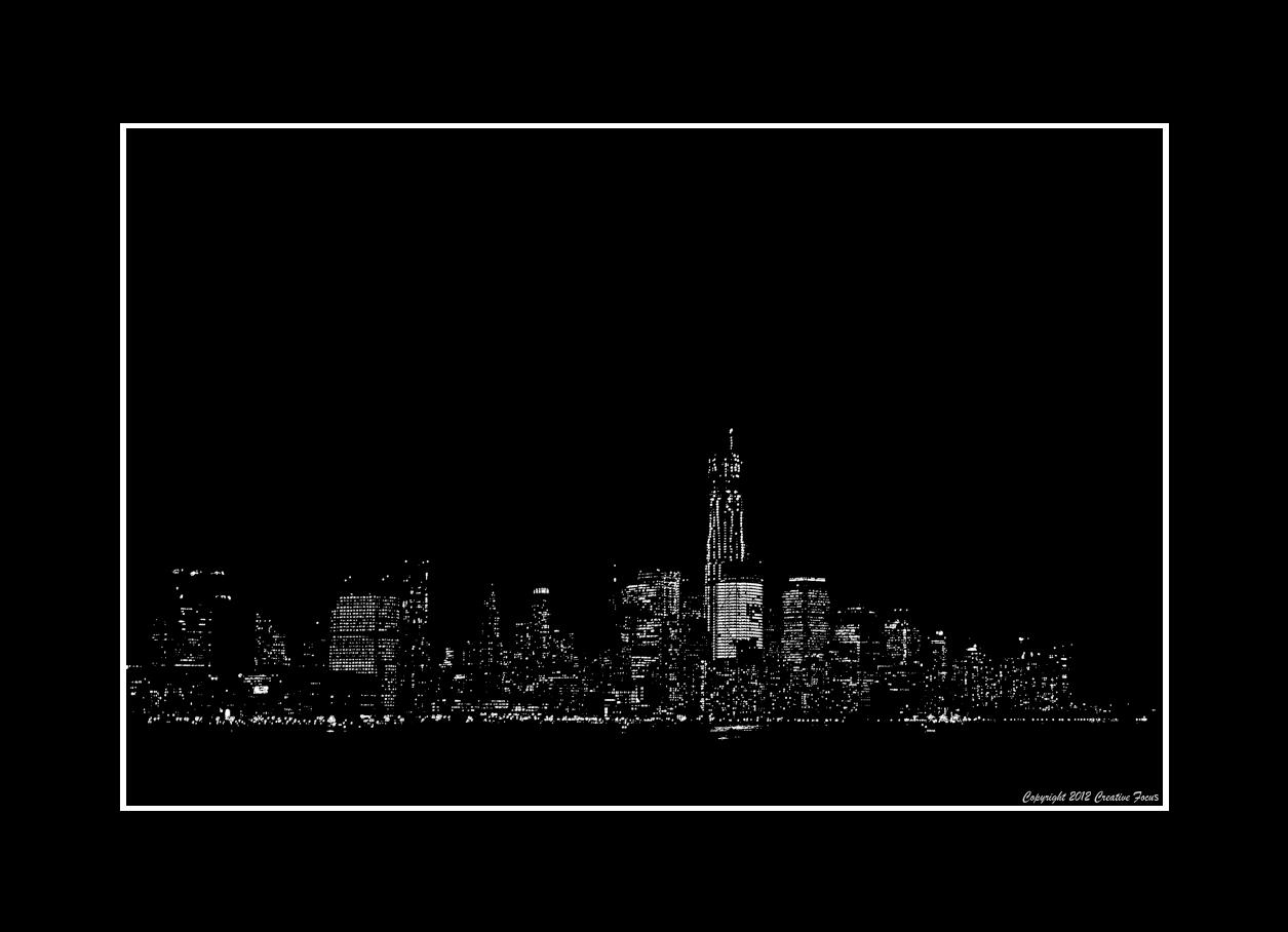 A City Of Lights by Trippy4U