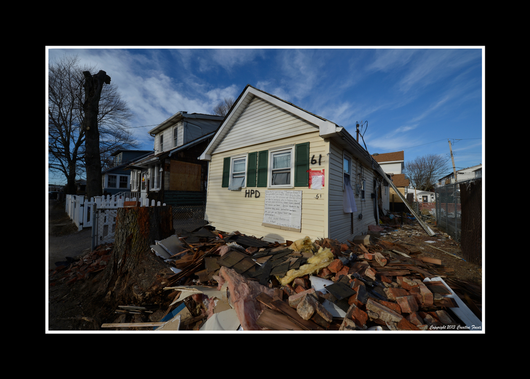 A Pocketful Of Promises...Sandy's Aftermath IV by Trippy4U