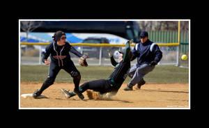 Softball IV by Trippy4U
