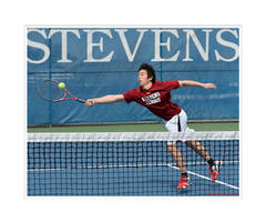 Men's Tennis by Trippy4U