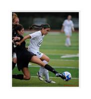 Women's Soccer IV by Trippy4U