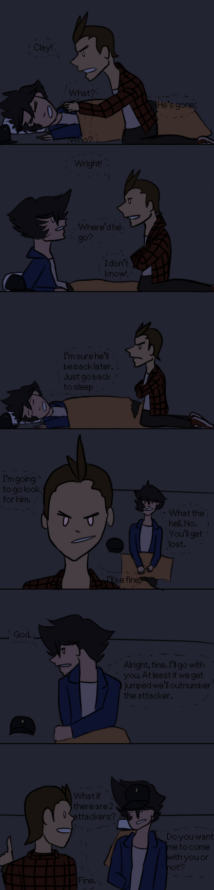 Phoenix Wright is an Asshole Ep. 25 by AthenaHolmes