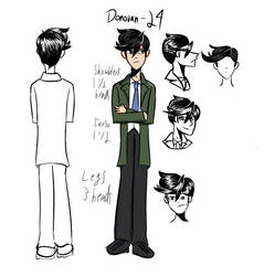 Donovan Character Reference by AthenaHolmes