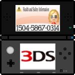 3DS Friend Code Sprite