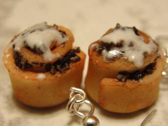 Delicious Cinnamon Rolls by LiviaZita
