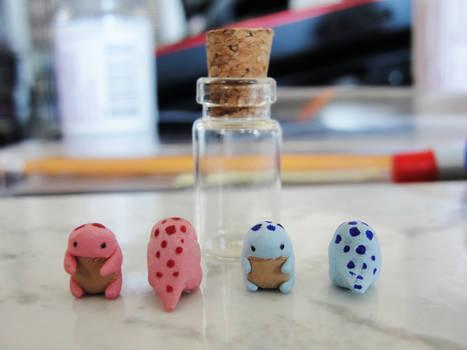 Miniature Quaggans