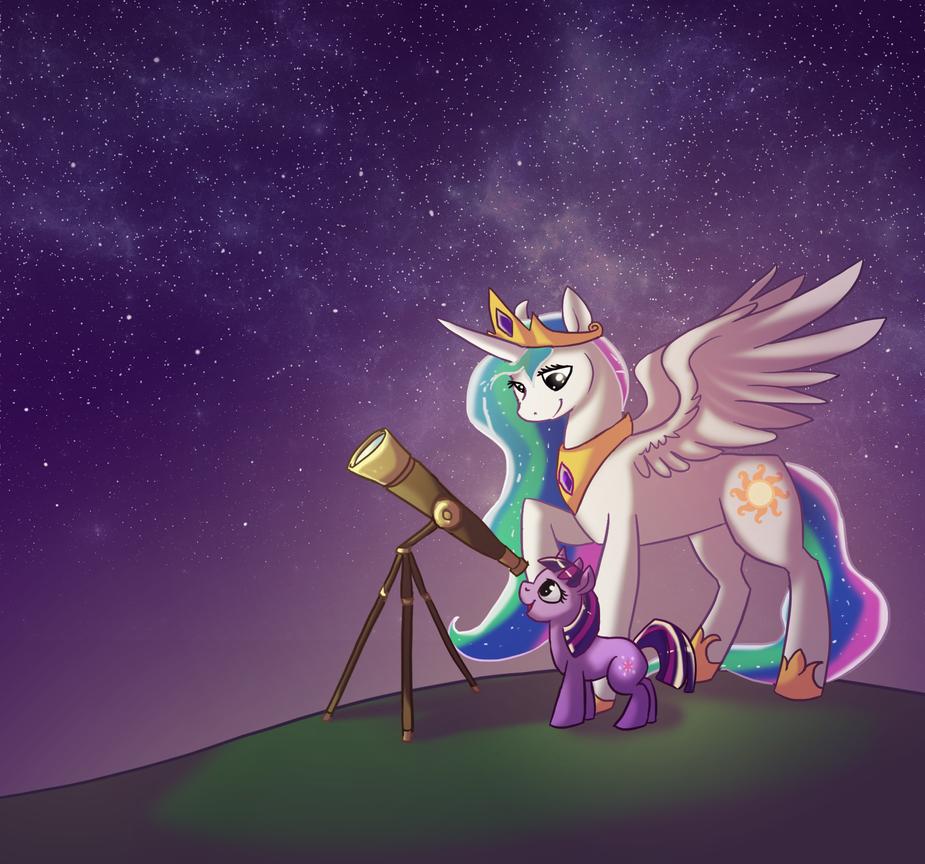 Celestial by Mazepony