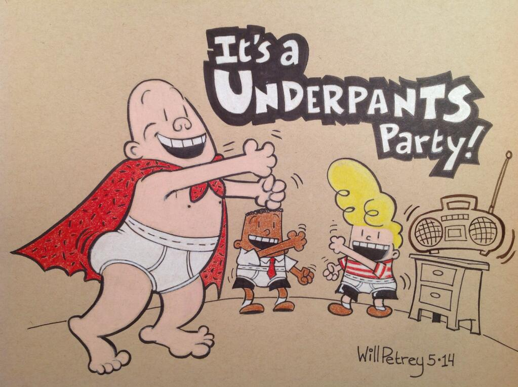 Captain Underpants Vs Diary Of A Wimpy Kid