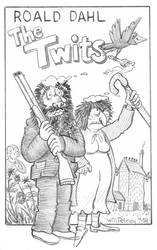 The Twits - Cover Sketch by WillPetrey