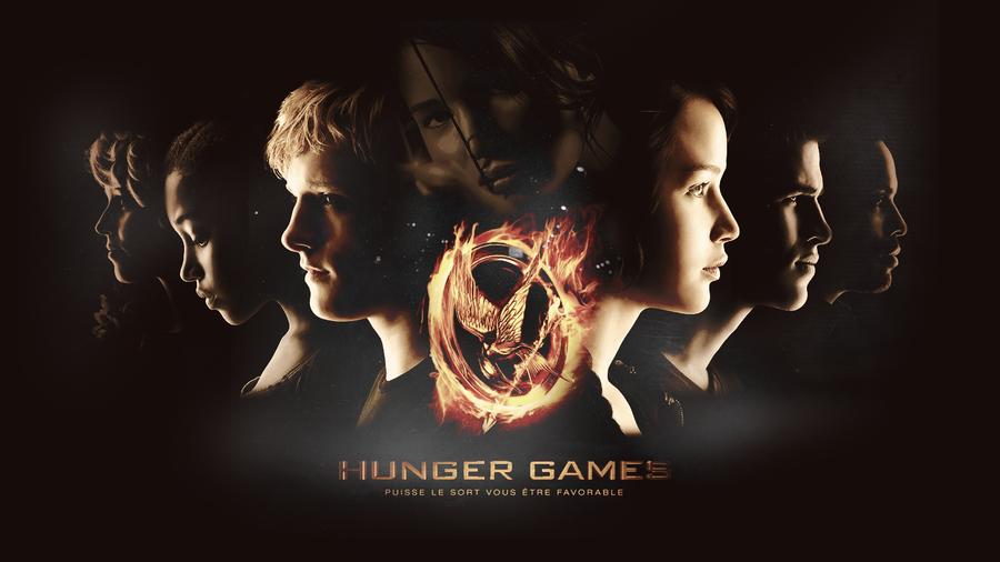 Hunger Games Wallpaper by Baka-lisy