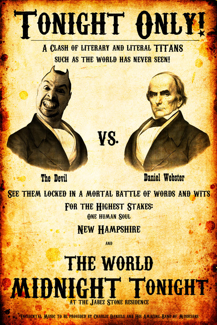 The Devil and Daniel Webster by TormentedArtifacts