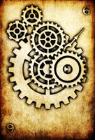 WRD: Six of Cogs by TormentedArtifacts
