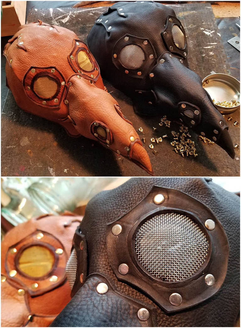 The Mask of Paracelsus by TormentedArtifacts