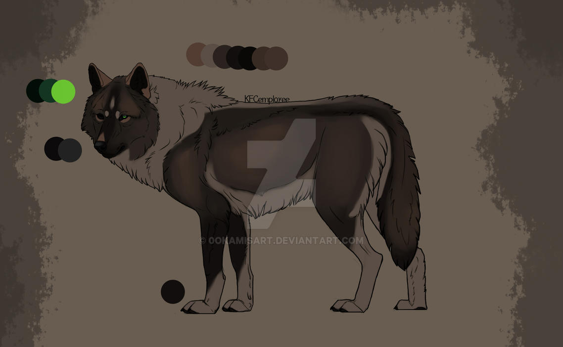 Design Commission for Crystalde by 0okamisArt