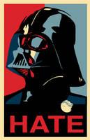 Darth Vader (Shepard Fairey) by j2Artist