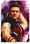 Hawkeye (Avengers collection)