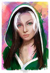 Rogue (Marvel Beauties Collection)