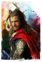 Thor (Avengers Collection) by j2Artist