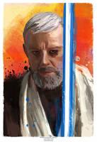 Obi Wan Kenobi by j2Artist