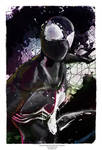Back In Black!!! Symbiote spider-man