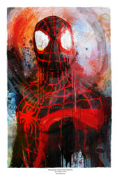 Miles Molrales  spider-verse