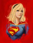 Comikaze Supergirl