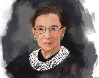 Ruth Bader Ginsburg (RBG)