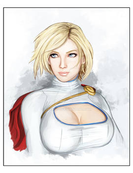 Comikaze Power Girl