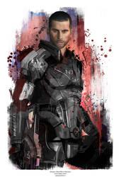 Male Shepard