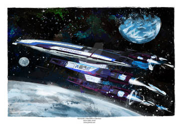 Normandy 2 (Mass Effect)