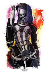 Tali (mass effect)
