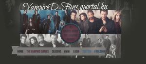 Ordered Vampire Diaries (+The Originals) Header