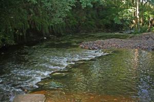 River by purple-elf-stock