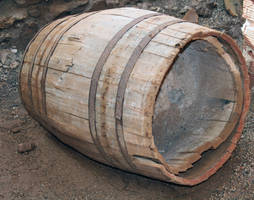 Barrel by purple-elf-stock